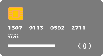 A credit card with a button below to buy tradelines.