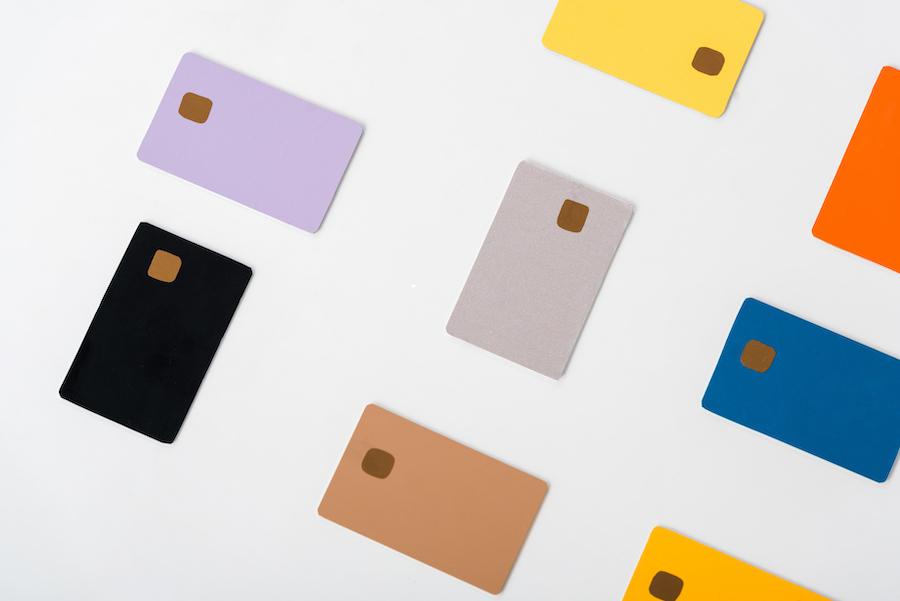 Multicolor credit wholesale tradelines